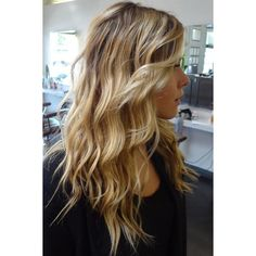 Hairstyles for Long Hair ❤ liked on Polyvore featuring beauty products, haircare, hair styling tools, hair, hairstyles, hair styles, blond and cabelos