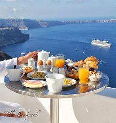 café da manhã maravilhoso...good morning