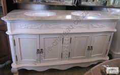 1V02 Florentine vanity white H85 W150 D59cm