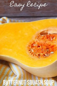Fall is the perfect time for soul-warming soups. This easy recipe for butternut squash soup is tasty and filling. It's a healthy soup that can be made began and keto friendly too.