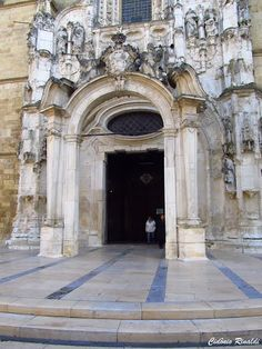 Mosteiro de Santa Cruz - Coimbra - Portugal