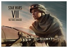Star Wars Episode VII The Force Awakens by Brian Taylor