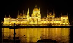 Budapest Parliament © 2011 | Cristian Bocan Photography