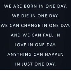 It's amazing what can happen in just one day. Don't waste a day not being happy. Anything can be changed in life people places job anything so if it's not bringing you some type of happiness then remove yourself and slide into a better situation. Time is valuable and you can't get it back so just realize everyday is a blessing. #cresultsfitness #life #bodybuilding #hustle #live #truth #fitness #fitfam #fitspo #exercise #getfit #fitnessaddict #motivation #happiness #training #results…
