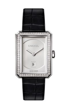 La montre BOY.FRIEND de Chanel Horlogerie | Vogue
