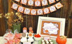 16 Ideas for Planning a Fall Baby Shower