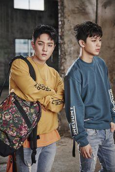 donghyuk and song Yg Entertainment, Ikon Songs, Ikon Member, Ikon Kpop, Kim Jinhwan, Ikon Debut, Hip Hop, Ikon Wallpaper, Korea