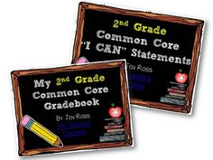 Common Core packs for 2nd grade! and some freebies!