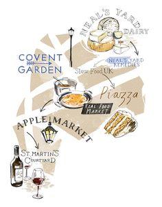 Heather Gatley - Coventry Garden map