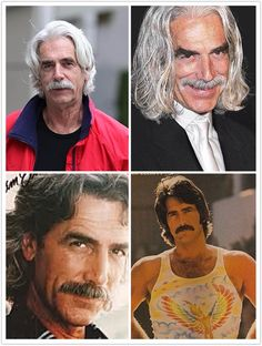Sam Elliott was born August 9, 1944. In 1969, he appeared in Butch Cassidy and the Sundance Kid. Through the 1970s, he found steady work on TV shows such as Gunsmoke, and then earned serious fans with 1989's Road House. In 1998, Elliott appeared in the popular film The Big Lebowski. Throughout his career, he has played cowboys on TV and in films, including The Quick and the Dead and Tombstone. More recently, he was in The Golden Compass.