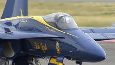 The Blue Angels are in Seattle! #Seafair