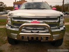 Lifted Trucks - 2013 Chevy Silverado Lifted Rocky Ridge Survivor