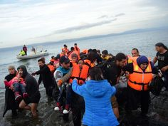 """Greek islanders who have been on the frontline of the refugee crisis are to be nominated for the Nobel peace prize. The islanders, many of whom gave up their jobs to rescue incoming refugees from the sea, are to be honoured for their """"self-sacrifice and empathy,""""according to theGuardian."""