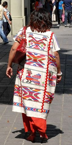 Chinantec Huipil Oaxaca