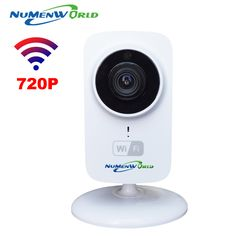 HD Mini Wifi IP Camera Wireless  720P TF SD Card P2P Baby Monitor Network CCTV Security Camera Home Protection Mobile Remote Cam