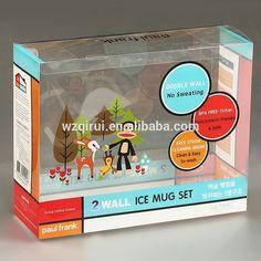 High Quality Custom Design Printing Pvc/pp/pet/plastic Packing Box - Buy Pp Box,Pvc Box,Plastic Box Product on Alibaba.com