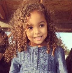 Such a cute kid http://www.mycurls.co.uk