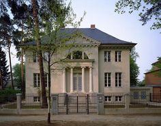 Wohnhaus in Berlin   Petra und Paul Kahlfeldt Architekten