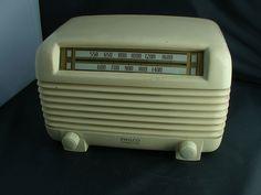 PHILCO TRANSITONE VINTAGE RADIO, VERY NICE CONDITION!!!