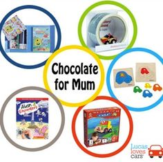 Win Chocolate and Kids Toys