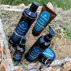 Marrakesh for Men ~ Argan & Hemp Oil Therapy http://www.marrakeshhaircare.com/product-category/marrakesh-for-men/  Double Hop - 2-in-1 shampoo/body wash Stout - hemp & argan conditioner Bomber - hemp & argan shave cream Porter - hemp & argan alcohol-free styling gel Imperial - hemp & argan beard oil  ♣ No dyes, petroleum, parabens, propylene glycol or sulfates ♣ Cruelty-Free (certified by PETA and Leaping Bunny)