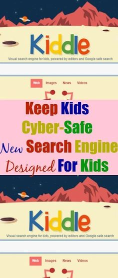 The New Totally Safe Search Engine Designed For Kids #ParentsKids&Parenst
