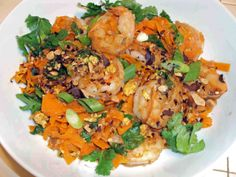 Throwback Thursday. Paleo Pad Thai from April 2012. I'm making it again tonight! For details visit CookingCaveman.com!