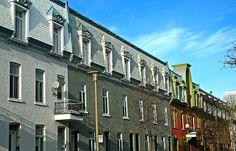 Petite Bourgogne in Montreal - Coursol Street by Northwest haidaan, via Flickr