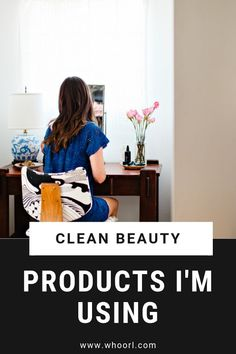 Everyone asks me what products I personally use in my daily routine. Here