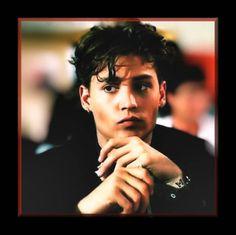 JCD II : Johnny Depp - edit © - 80's - Tom Hanson in 21 Jump Street (series)