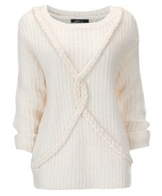 Gina Tricot -Brenda knitted sweater