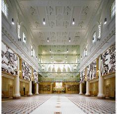 Bibliothèque de Théologie (DLA/BMAA) - Exécution