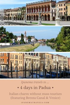 Not very popular among travellers but very much worth the visit, Padua is a modest Italian city in the province of Veneto.