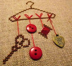 Cintre (Hanger) Couture from Bienvenue Chez Elisa (http://chezelisa.over-blog.com/article-cintre-couture-53559711.html)