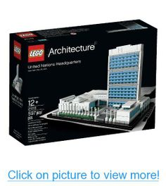 LEGO Architecture United Nations Headquarters #LEGO #Architecture #United #Nations #Headquarters