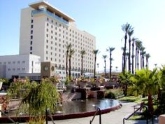 Fantasy Springs Resort Casino - Fantasy Springs Resort Hotel Tower - Indio, California