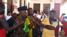 Diário Da Missão Guiné