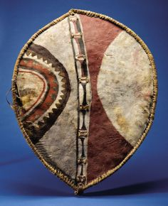 MASAI SHIELD. ... Archeological Artifacts | Lot #48345 | Heritage Auctions