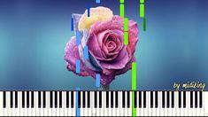 Yukie Nishimura - 手紙 (Tegami) [A Letter] [Syntheisa Piano Tutorial] Piano Tutorial, Crochet Hats, Presents, Tutorials, Lettering, Music, Knitting Hats, Gifts, Musica
