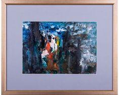 Țarm - pictură în ulei pe carton, artist Iurie Cojocaru Painting, Painting Art, Paintings, Painted Canvas, Drawings