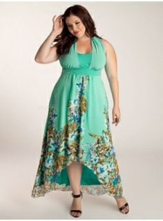 PRE ORDER: Olympia Plus Size Maxi Dress