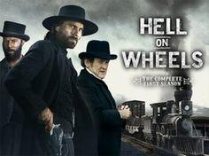 Hell On Wheels - Season 1