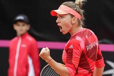 Simona Halep a învins-o cu scorul 6-1, 6-3 pe Johanna Konta iar echipa României conduce reprezentativa Marii Britanii cu 2-1 în confruntarea pentru mentinerea în Grupa Mondială II din Fed Cup Sports, Hs Sports, Sport