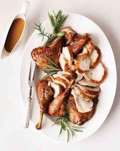 Thanksgiving Recipes: Roast Spatchcocked Turkey