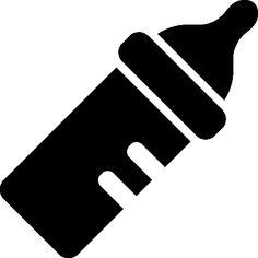 Baby Bottle I Free Icon