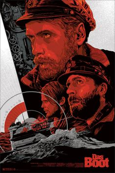 """""""Das Boot"""" one of my favourite films ever!!"""