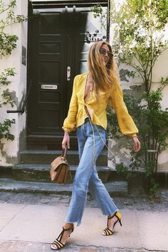 These Spring Weekend Outfits Are Universal Crowd-Pleasers