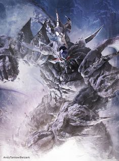 The 3 dragons from Yu gi oh by andytantowibelzark ( sculpt + Digital painting Desenho Yu Gi Oh, Dark Fantasy, Fantasy Art, Obelisk The Tormentor, Arte Sci Fi, Yugioh Monsters, Fantasy Monster, White Dragon, Anime Comics