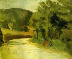 Giorgio Morandi Paesaggio