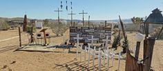Noah Purifoy Foundation - Joshua Tree, CA, United States